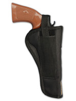 revolver outside the waistband holster