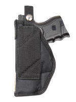 New Cross Draw Holster for Compact Sub-Compact 9mm .40 .45 Pistols with LASER
