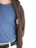 revolver concealment holster