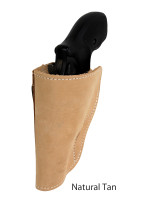 natural tan leather IWB holster