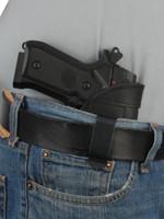 leather belt holster