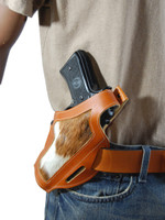 canted belt holster