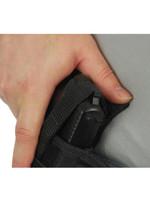 adjustable thumb-break holster