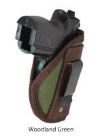 woodland green holster