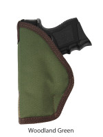 woodland green IWB holster