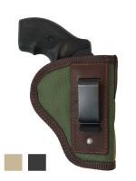 "Inside the Waistband Holster for 2"", Snub-Nose .38 .357 Revolvers"