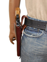 revolver hip holster