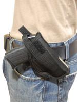 cross draw belt holster