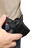 snap thumb-break retention