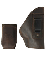 inside the waistband holster with magazine pouch