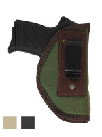 Inside the Waistband Holster for 380, Ultra Compact 9mm 40 45 Pistols