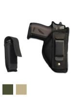 Inside the Waistband Holster + Single Magazine Pouch for Mini/ Pocket 22 25 32 380 Pistols