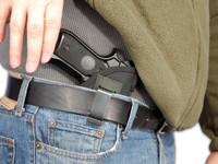 Inside the Waistband belt holster
