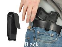 black IWB holster