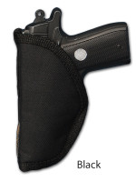 black IWB holster