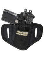 6 Position Ambidextrous Pancake Holster for Mini/Pocket .22 .25 .380 .32 Pistols