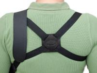 back piece for shoulder holster