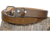 heavy duty leather belt