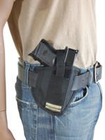 belt holster for pistols with laser