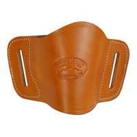 tan leather holster