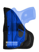 pocket holster for pistols with laser