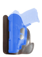 pocket holster for pistols with laser