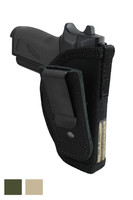 Tuckable IWB Holster for Mini/Pocket .22 .25 .380 Pistols