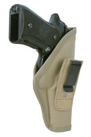 desert sand tuckable holster