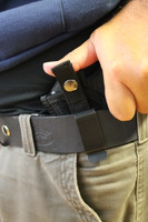 Belt clip left hand IWB option