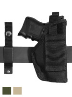 360Carry 12 Option OWB IWB Cross Draw Holster for Compact 9mm 40 45 Pistols