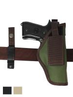 360Carry 12 Option OWB IWB Cross Draw Holster for Full Size 9mm 40 45 Pistols