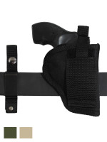 """360Carry 12 Option OWB IWB Cross Draw Holster for 2"""" Revolvers"""