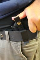 Belt clip left hand IWB holster