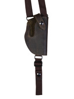 holster for shoulder pad