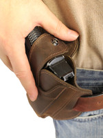 thumb-break holster