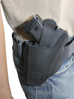 compact sub-compact 9mm 40 45 pancake holster