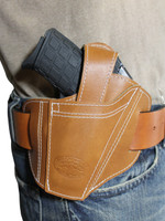 ultra compact 9mm 40 45 pancake holster