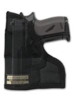 Ambidextrous Pocket Holster for Mini/Pocket .22 .25 .380 .32 Pistols