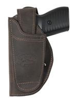 Left hand OWB holster