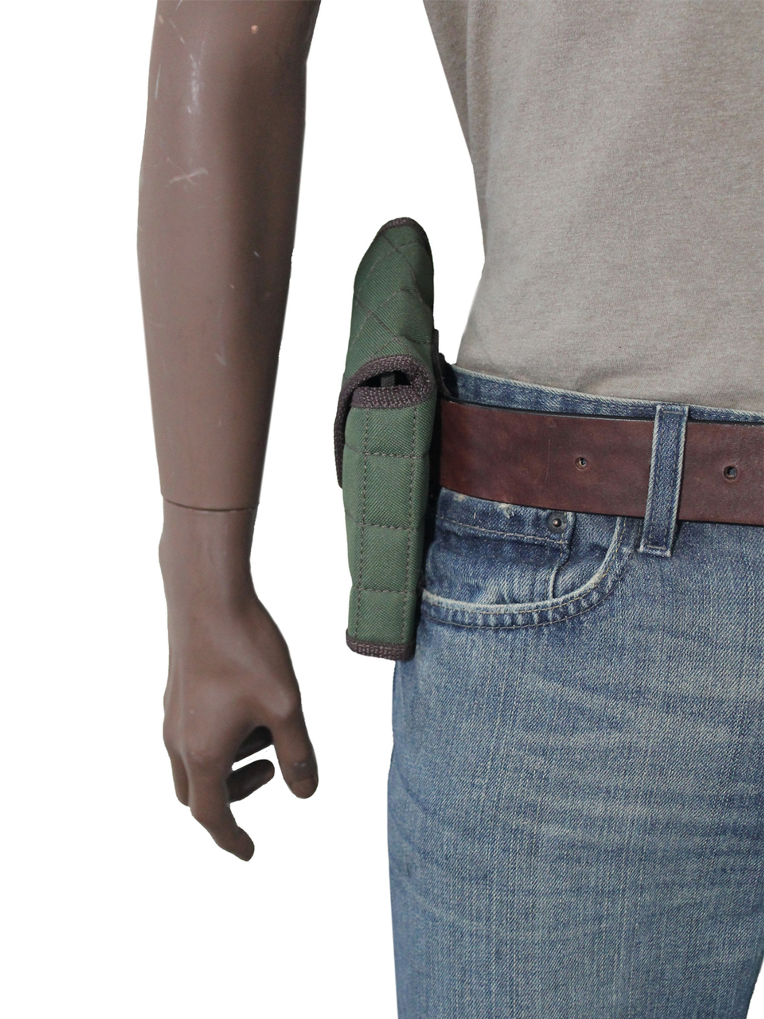 "New Barsony Desert Sand Concealment Flap Holster for Snub Nose 2/"" Revolvers"