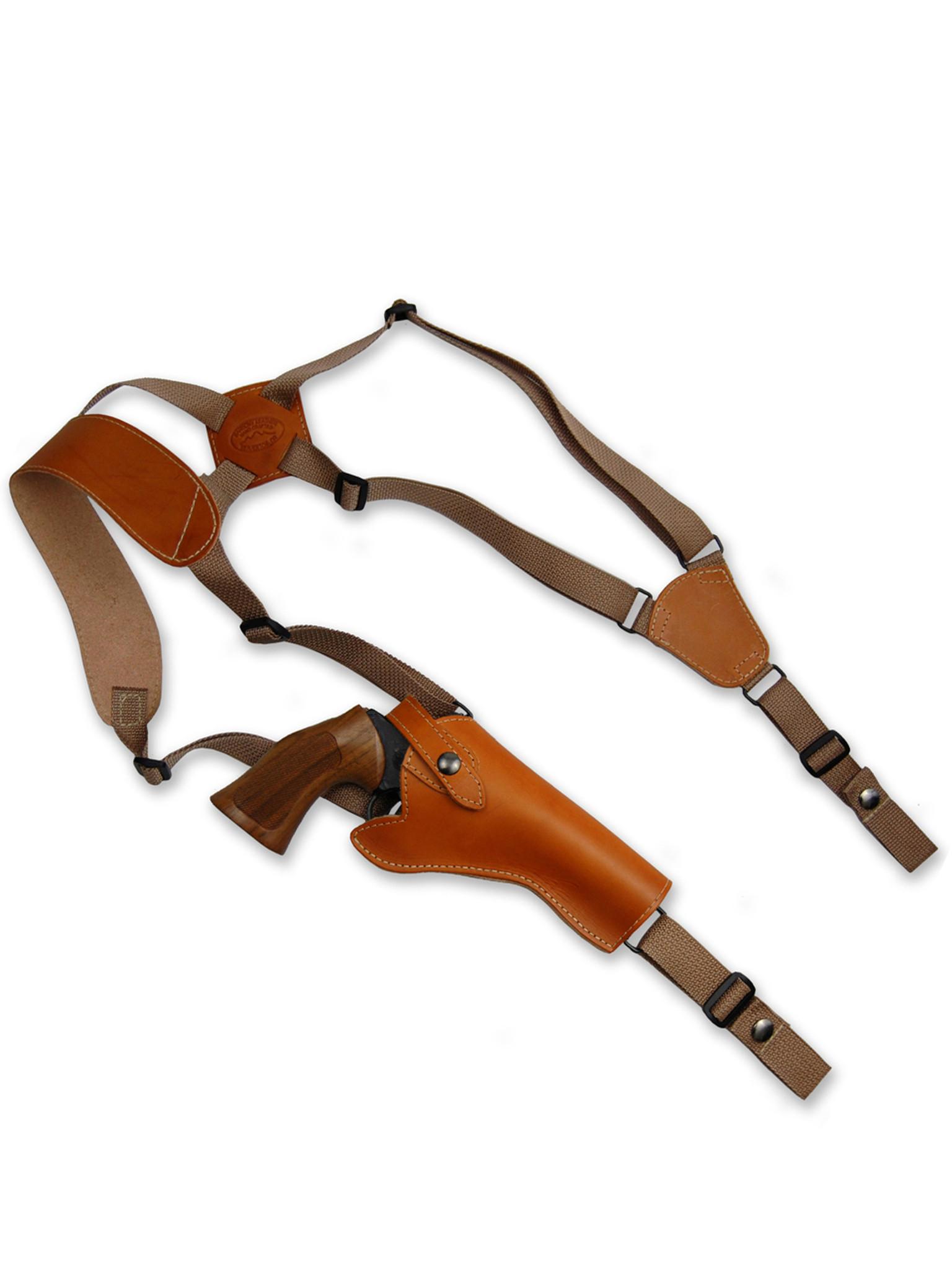 Ruger single ten shoulder holster