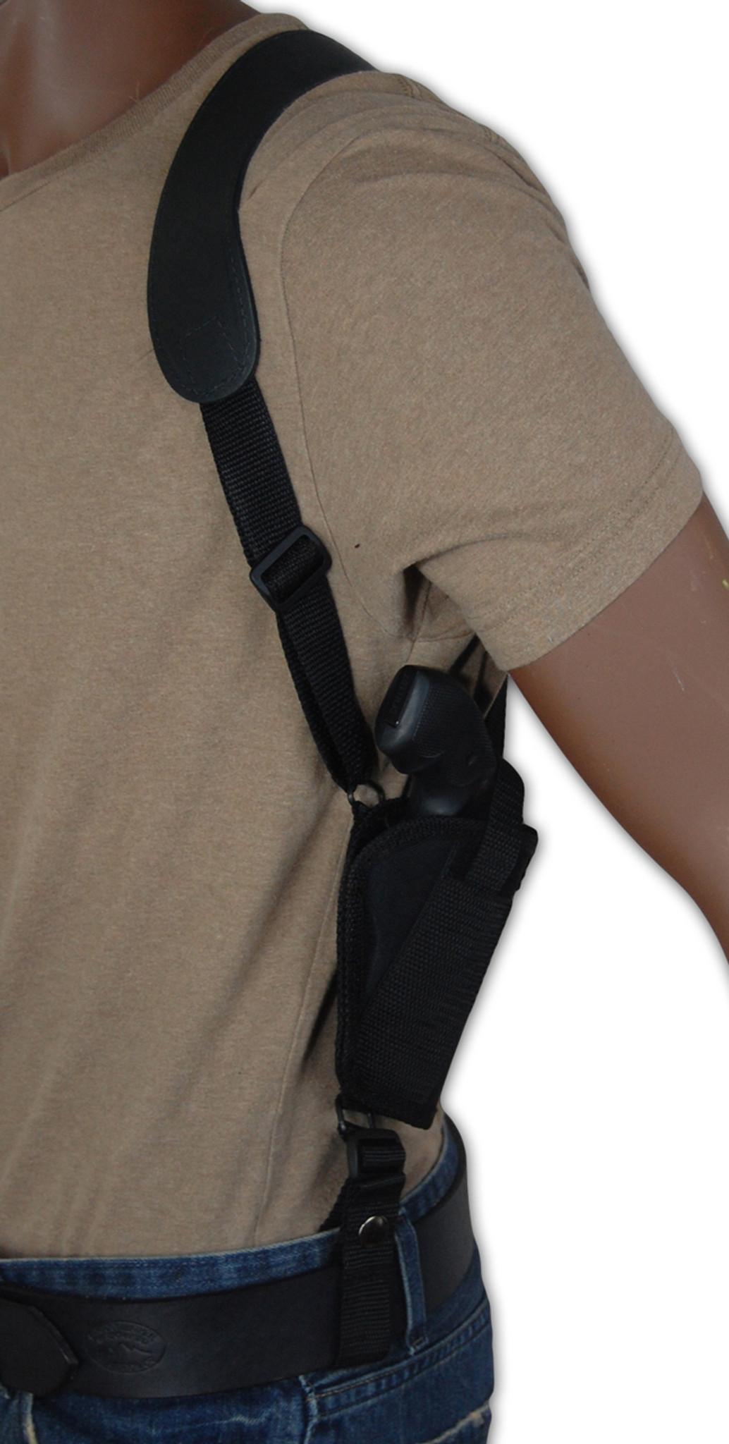Vertical Shoulder Holster for 2