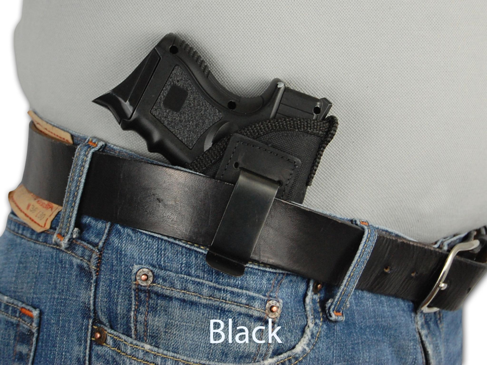 Barsony OWB Gun Belt Holster for Taurus Compact Sub-Comp 9mm 40 45