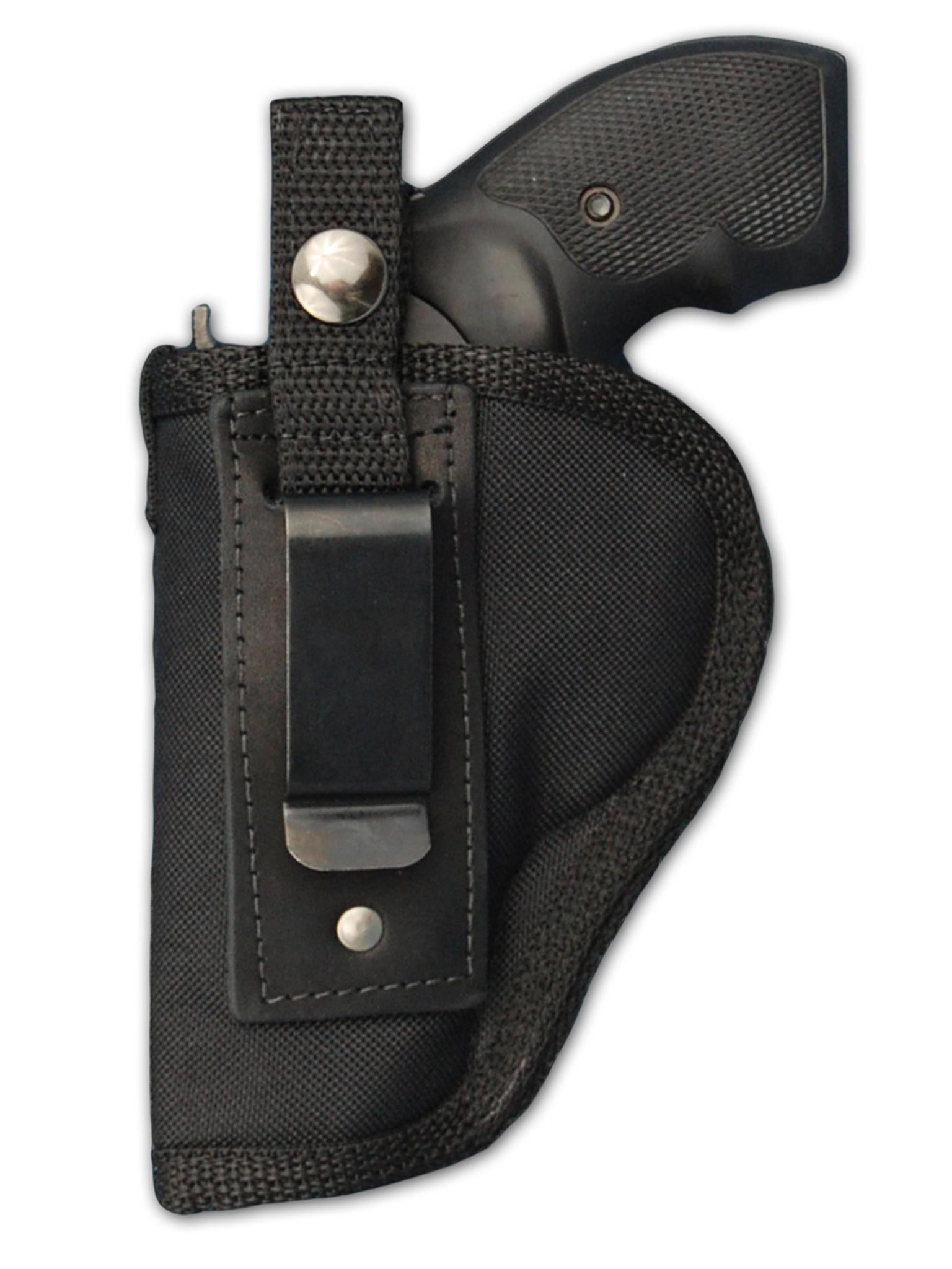 Ruger lcr 38 or 357 revolver belt holster with adjustable strap