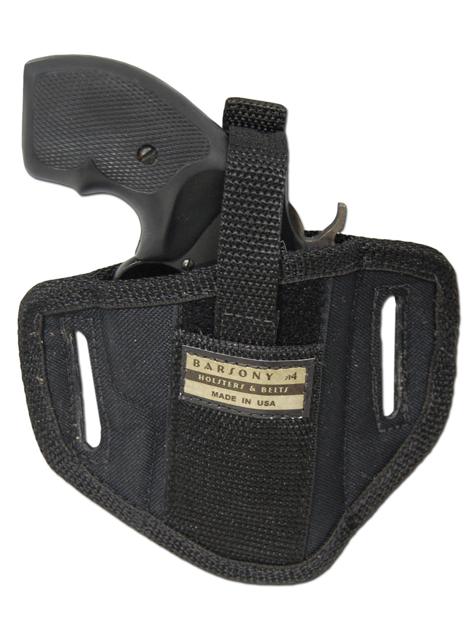 "New Barsony Cross Draw OWB Gun Holster Charter Arms 22 327 38 357 2/"" Revolvers"
