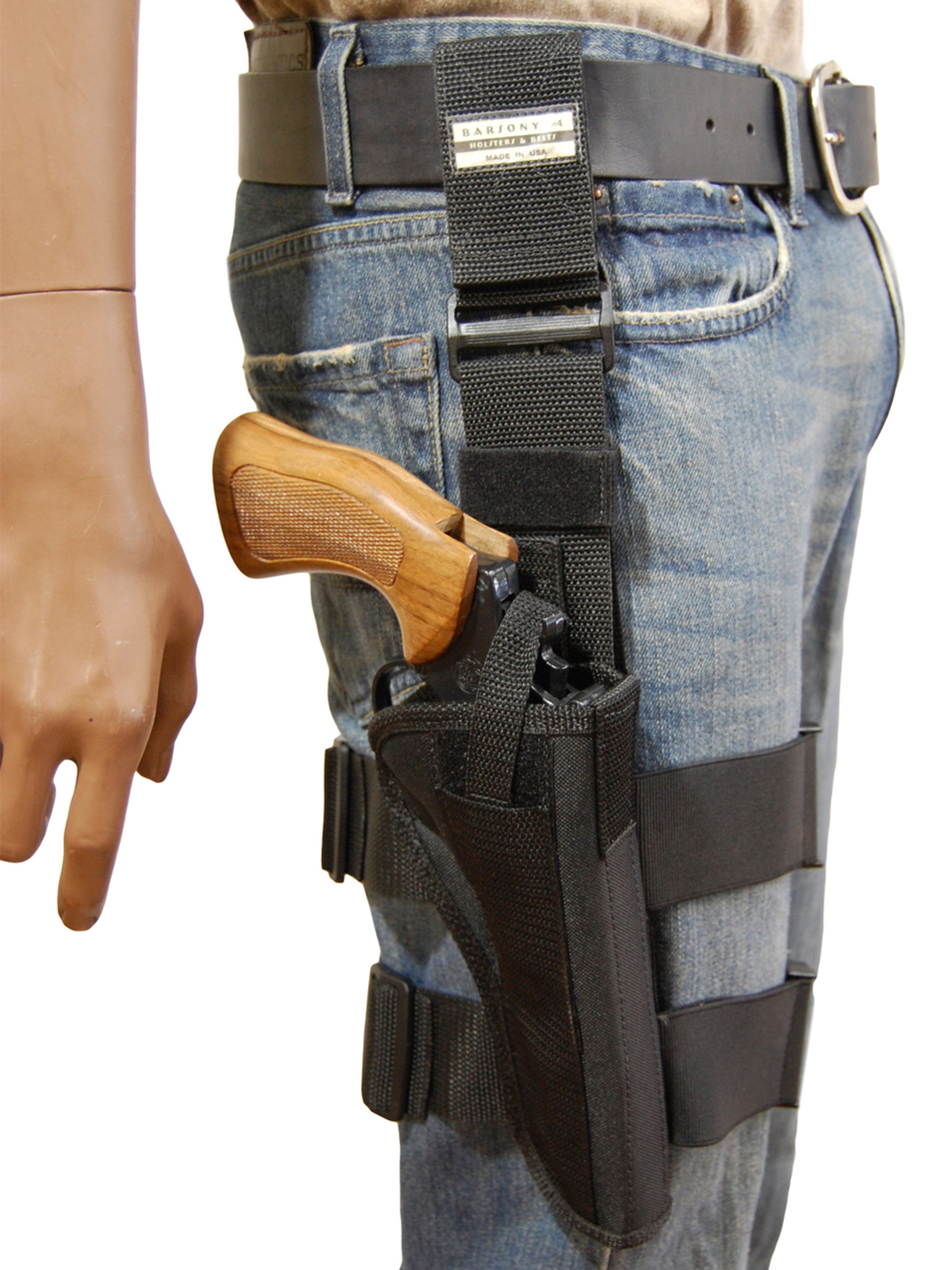 Tactical Leg Holster for 6