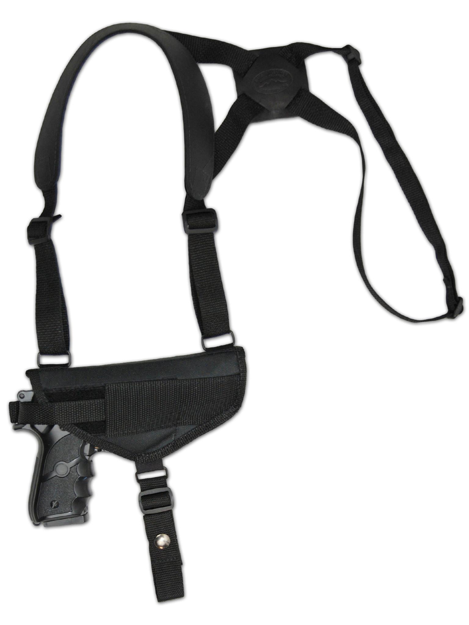 NEW Barsony Vertical Shoulder Holster for Paraordnance Full Size 9mm 40 45