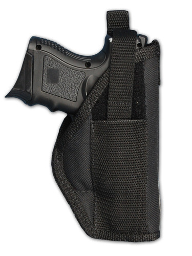 Belt Holster for Compact Sub-Compact 9mm .40 .45 Pistols