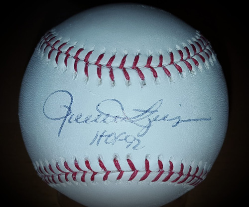 Rollie Fingers Oakland A's Signed Autographed Baseball Limited 8/36 Tristar COA