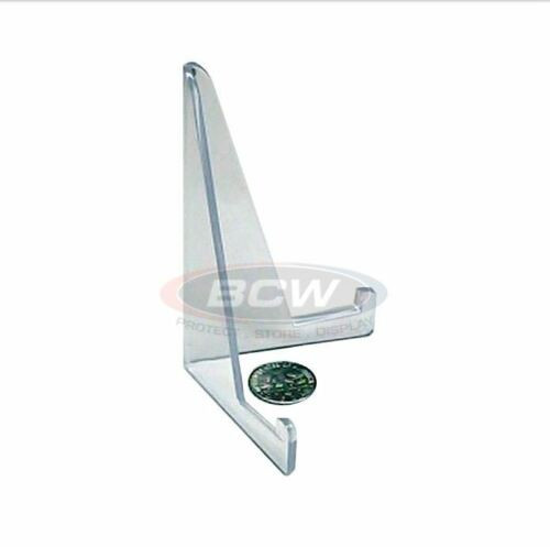 BCW Trading Card Stand Easel Unfoldable - Display Your Trading Cards & Collectibles
